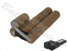 Batteria per  trapano AEG  P9.6  9.6V Ni-Cd 2000 mAh. kit AUTO INSTALLAZIONE