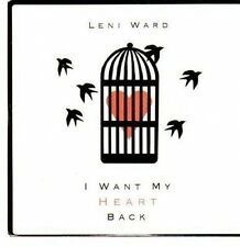 (BN175) Leni Ward, I Want My Heart Back - 2010 DJ CD