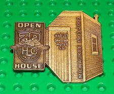 HOG Pin - Harley Davidson Owners Group - 20th Anniversary Open House Pin