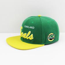 Oakland Seals Snapback Hat California Golden Seals NHL