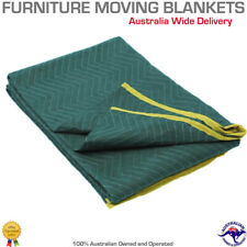 Furniture Moving Padded Blanket 1.8m x 3.0m Quilted Removalist Burlap Pad