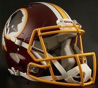 WASHINGTON REDSKINS NFL Riddell SPEED Full Size Authentic Football Helmet