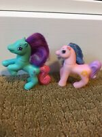 1998 My Little Pony Happy Meal SUN SPOT (Jewel Eyes) and IVY Vintage