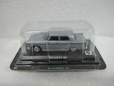 PEUGEOT 404 - ESC.-1/43 - DEL PRADO - CARS