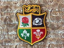 Patch Brirish & Irish Lions Rugby Union England Wales Scotland Ireland