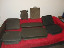 lot banquettes véhicule Jeep WW2