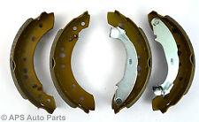Citroen C3 C2 1005 Rear Axle Brake Shoes Pads NEW Drum Brakes Petrol Diesel