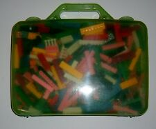 LEGO Large Capacity Travel - Storage - Project Case Green - NEW