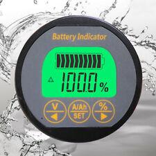 Batterie Monitor Detektor Indikator 80V 100A Kapazität tester Lithium-Blei-Säure