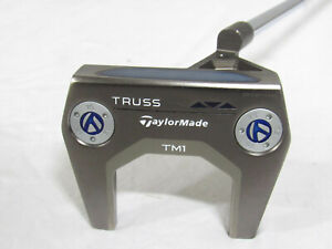 "Used RH Taylormade TM1 Truss 34"" Putter"
