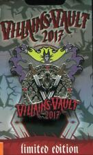 DLR Villains Vault 2017 Maleficent Slider LE Disney Pin 123851