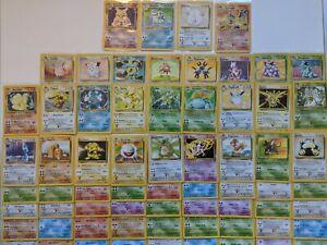 Pokemon Base Set 2 Complete 130/130 All cards -Near Mint PSA 8?