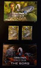 STAR TREK CCG : VOYAGER 2-PLAYER GAME SET NEW!