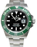 "Rolex NEW 2020 Submariner Date 41mm Steel ""KERMIT"" Mens Watch Box/Papers 126610"