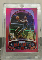 2019-20 Panini Chronicles Marquee Pink Zion Williamson RC #244 Pelicans