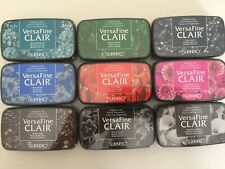 VersaFine Clair Ink Pad - your color choice!! - Tsukineko Pigment Pads NEW