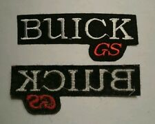 Brand new Buick GS embroidery iron on patch jacket shirt Regal Two 2