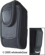 Black HydroFoam Cell Phone Case Pouch Motorola V3 Razor