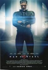 "Superman  Man Of Steel     Glossy Picture  "" Mini Film Poster ""  (P101)"