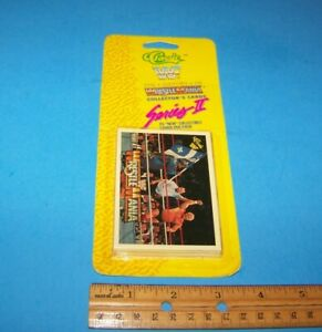 Wrestle Mania Collector's Cards ( 25 ) Series II  Listing 1  Wrestling Cards