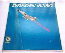 Billy Mure Supersonic Guitars '59 MGM E3780 Mono Surf Pop Hawaiian Instrumentals