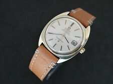 VINTAGE OMEGA CONSTELLATION GOLD & STEEL AUTOMATIC CAL 564 QUICK DATE