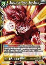 1 Source of Power Son Goku (Foil) - P-053 - Promotion Cards Dragon Ball Super