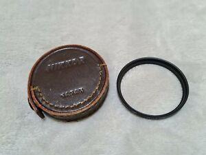 Nikon Nikkor F Macro 52mm Close-Up Lenses