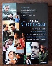 10 films d'Alain Corneau —  Coffret de 10 DVD