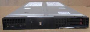 HP Integrity BL860c i2 Blade Server 1x 4-Core Itanium2 9320 1.33GHz 32Gb Ram