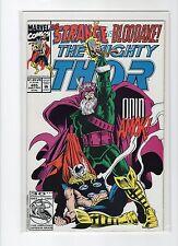 Thor #455 NM Frenz Milgrom Balder Sif Mephisto Loki