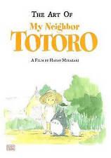 Art of My Neighbor Totoro by Hayao Miyazaki New Hardback Book