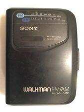 Sony Walkman Vintage Wm-Fx101 Cassette Tape Am/Fm Music Player