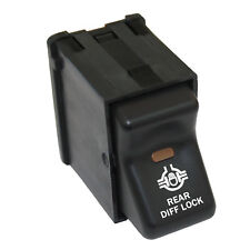 Rocker switch 331 12 v Rear diff lock ON OFF parts for Jeep Wrangler 1997-2006