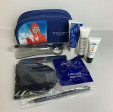 Aeroflot Russian Airlines European Business Class Amenity Kit Bag - New