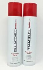 Paul Mitchell Super Clean Spray Finishing Spray 10 oz Pack Of 2 Fast Shipping