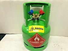 Refrigerant Recovery Tank R600 Iso Butane Dot Approved R600a 7 Lbs Capacity