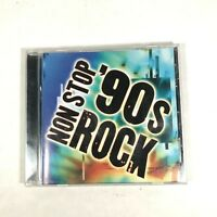 Various Artists : Non-Stop 90'S Rock CD 18 Good Sounds Sony Special Product 2001