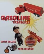 LIVRE/BOOK : objets de collection essence (plaque émaillée garage,globe pompe