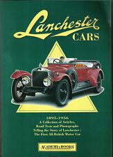 Lanchester Cars 1895-1956 Collection of Articles, Road Tests & Photos Pub. 1990