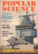 Popular Science Magazine July 1962 Hottest Ship In The World 072717nonjhe
