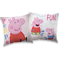 Coussin PEPPA PIG 40 X 40 cm