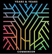 YEARS AND YEARS - COMMUNION   BRAND NEW DELUXE EDITION CD