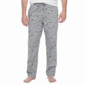 St. John's Bay Mens Pajama Pants M, L, XL & XXL NWT