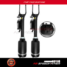 2pcs Front Air Suspension Shocks Withads For Mercedes Ml Gl320 350 450 500 550 63