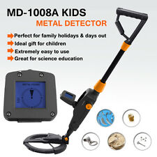 Metal Detector for Childern Kids LCD Dectecting Junior Treasure Hunt Hobby Gifts
