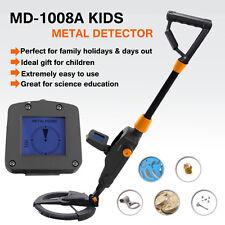 Metal Detector for Childern Kids LCD Dectecting Junior Treasure Hunt Hobby Gifts