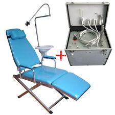 Dental Portable Folding Chair + Dental Turbine Unit BD-402