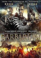 Barbarian - Altezza Of The Warrior DVD Nuovo DVD (101FILMS296)