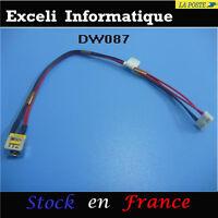 Connecteur alimentation Dc Power Jack Cable Acer Extensa 5210 5220 5420